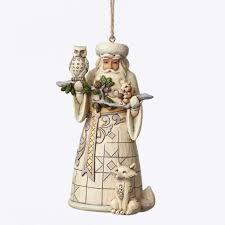 222 best jim shore santa figurines images on santa