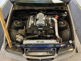 lexus v8 hp serious swap bmw e36 gets twin turbo lexus 1uz fe v8