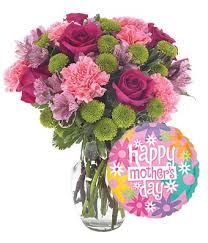 mothers day flowers magical s day balloon bundle at from you flowers