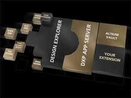 altium dxp developer program integrate customized pcb design