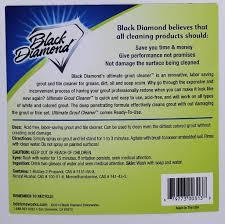Black Diamond Wood And Laminate Floor Cleaner Ultimate Grout Cleaner 32 Oz Black Diamond Stoneworks