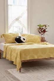 What Is A Bedding Coverlet - dotty daisy bed coverlet urban outfitters