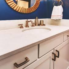 pretty life designs a fun and flashy bathroom redesign by combining pattern texture and color we created a chic bathroom that reflected our client s young and fun personality
