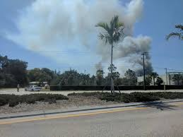 Wildfire Chicago Reservations by Wildfires Burn Through Charlotte Hendry Lee And Collier Counties