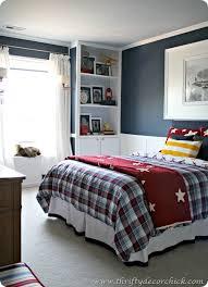 Cool Bedroom Ideas  Boy Rooms Thrifty Decor Chick Thrifty - Big boys bedroom ideas