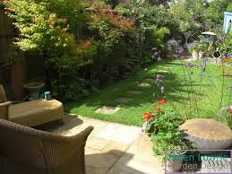 grand garden design for small gardens a cottage small on space and