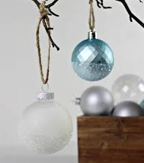 45 Diy Mother U0027s Day Gifts U0026 Crafts Best Homemade Mother U0027s Day Glitter Dipped Ball Ornament Christmas Ornaments Pinterest
