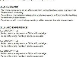 resume beautiful skills for college resume cool best skills