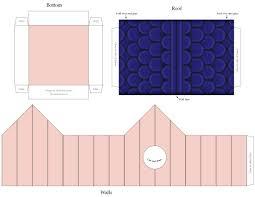 free printable miniature templates free printable craft template