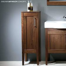 Tesco Bathroom Furniture Free Standing Mirrored Bathroom Cabinet Free Standing Bathroom