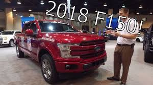 2018 ford f150 lariat walkaround review youtube cars