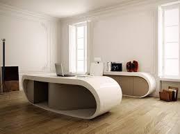 Office Desk Designs Design At Work Sleek Sophisticated Executive Office Desk