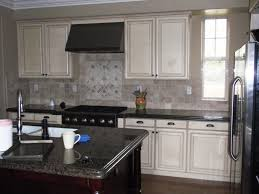 Painted Kitchen Cabinet Ideas Freshome Painted Kitchen Cabinet Colors Home Decor Gallery