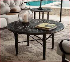 Umbrella Side Table Lovable Outdoor Side Table With Umbrella Hole With Round Outdoor