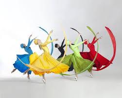 ribbon dancer ribbon dancers