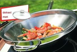 demeyere cuisine demeyere cookware atlantis saute pan w lid 42 qt induction demeyere