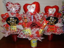 balloon and candy bouquets 214 best valentines day balloon bouquets images on