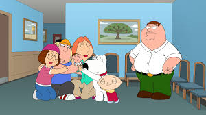 Family Guy TV Review Plugged In - Family guy room