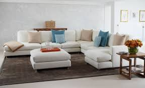 living room contemporary modular sofa furniture with white