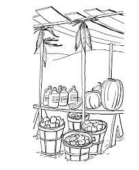 fall coloring pages to print coloring home