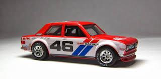 nissan datsun old model model of the day wheels vintage racing john morton u0027s bre