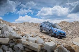 2017 subaru crosstrek green 2018 subaru crosstrek first drive still brilliant but for one