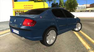 peugeot 407 wagon peugeot 407 for gta san andreas