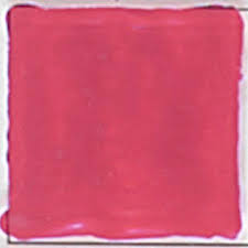red shimmer gallery glass window color paint gallery glass by