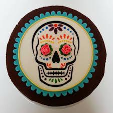 sugar skull cake topper crnewbold s cake central gallery