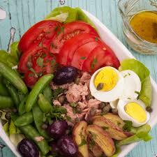 cuisine nicoise fridays with dorie salade niçoise eat live travel write