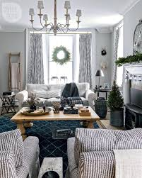 house tour rustic nordic holiday style style at home