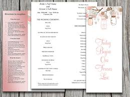 folded wedding program template half fold wedding program template microsoft word birds