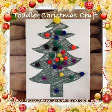 activity toddler and kids christmas tree craft u2013 faith and fabric