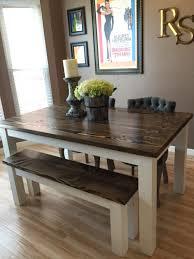 Farmhouse Kitchen Furniture Kitchen Wonderful Expandable Farm Table Farm Style Table White