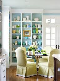 blue and green kitchen benjamin moore paint walls