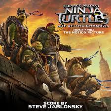 hans zimmer teenage mutant ninja turtles shadows