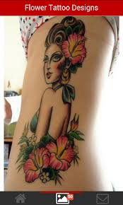 flower tattoo designs free app download android freeware