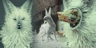 star wars the last jedi u0027 trailer u0027s ice dog is actually terrifying