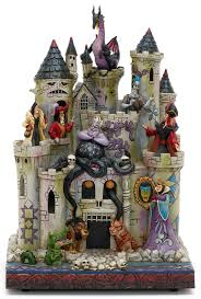 filmic light snow white archive jim shore tower of fright