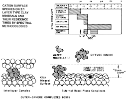 surface geochemistry of the clay minerals