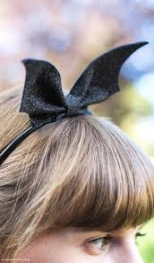bat headband diy bat wings headband lia griffith