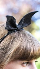 diy bat wings headband lia griffith