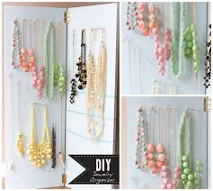 necklace holder diy images 25 clever diy ways to keep your jewelry organized jpg