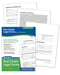 Power Of Attorney Form For Real Estate by Real Estate Forms