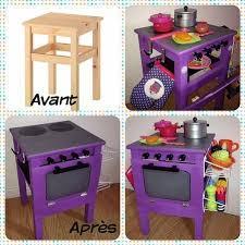 fabriquer une cuisine enfant diy fabriquer une cuisine pour enfant avec un tabouret pour