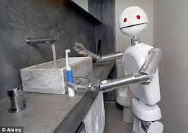 cleaning robots robot prostitution artificial resorts and sleep deprivation