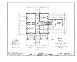 arts and crafts floor plans greek revival style christine g h franck