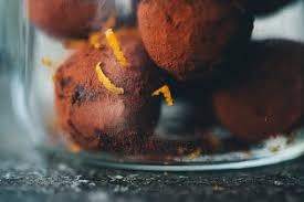 green kitchen stories orange u0026 ginger chocolate truffles