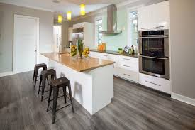 kitchen cabinets on top of floating floor top 3 wood laminate flooring trends empire today