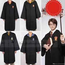 Cloak Halloween Costumes 4 Styles Harry Potter Costume Kids Cloak Robe Cape
